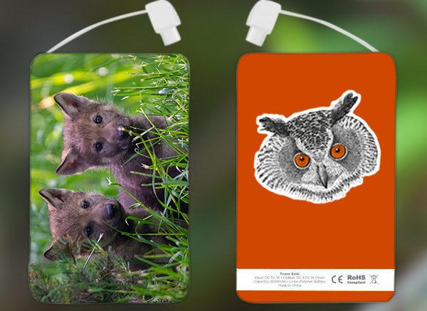 Tierparkverein Power Bank