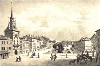 1515 – Erster Bärengraben am Bärenplatz