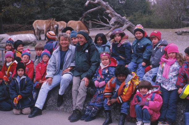 Annemarie - Dählhölzli und BärenPark